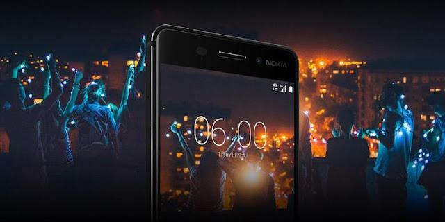 Nokia 8 Siap Jadi Pesaing Samsung Galaxy S8