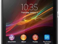 Cara Flash Sony Xperia L C2105 Bootloop tested 100% Work
