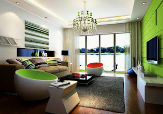 Tips on choosing and Designing Interior minimalist house with feature wall