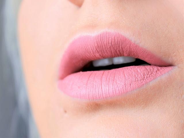 lasplash smitten lip tint gigi swatche
