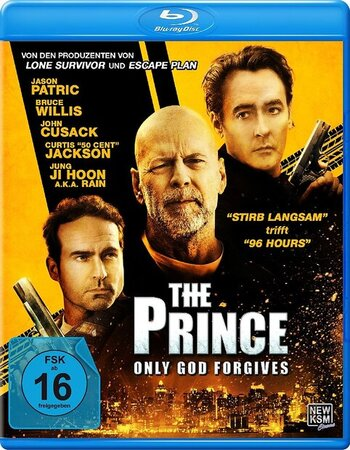 The Prince (2014) Dual Audio Hindi 480p BluRay 300MB ESubs Movie Download