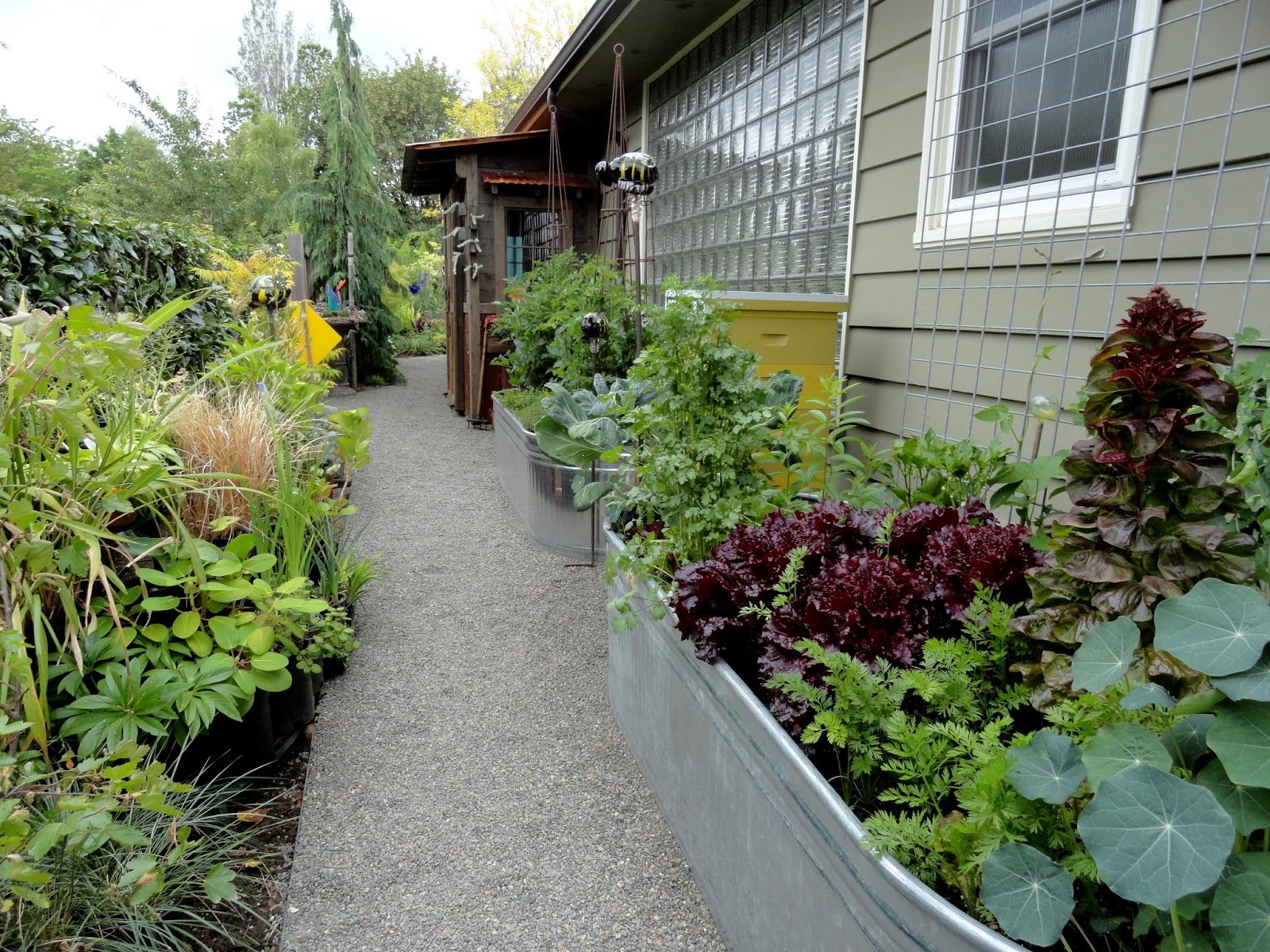 danger garden: The 9th Annual Designers Garden Tour from ...