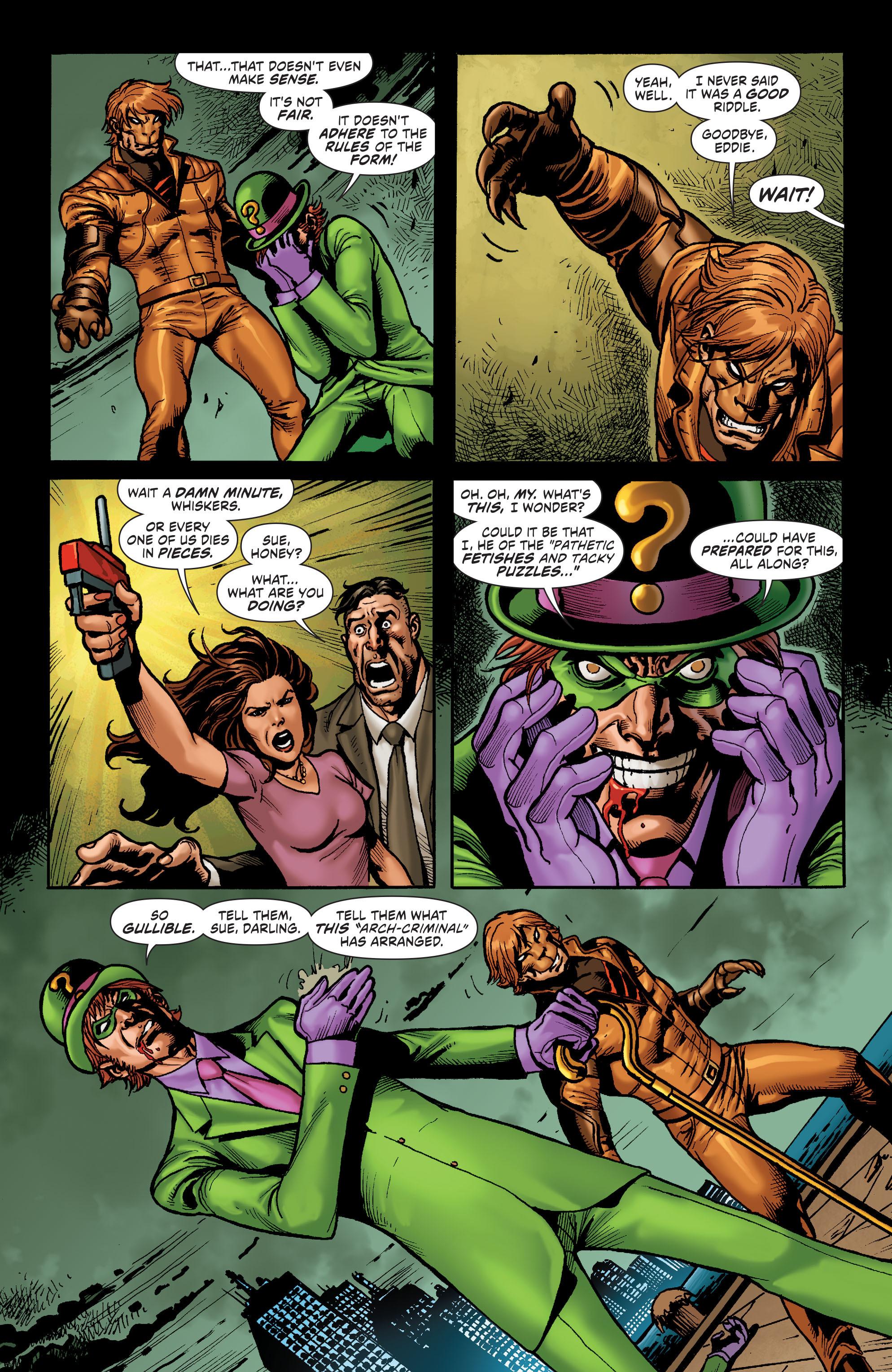 Read online Secret Six (2015) comic -  Issue #6 - 10