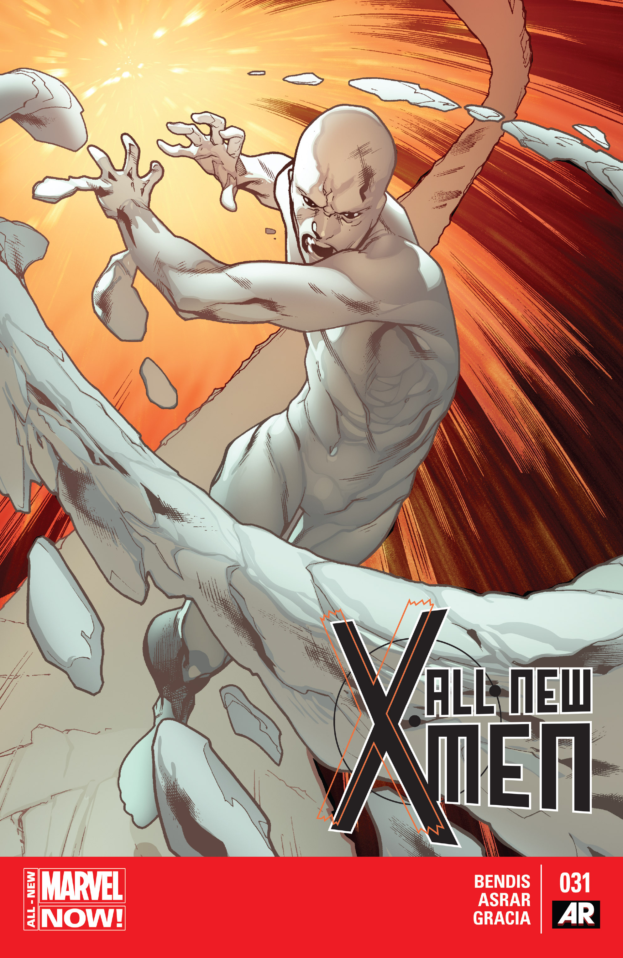 Read online All-New X-Men (2013) comic -  Issue #31 - 1