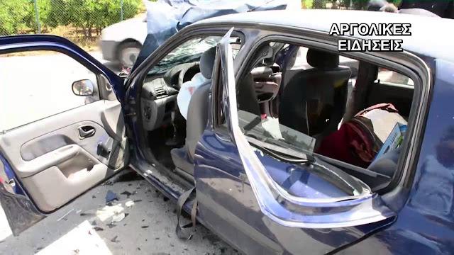 Αυξήθηκαν τα τροχαία τον Αύγουστο στην Πελοπόννησο