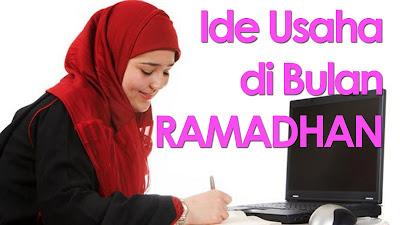 menghasilkan jutaan rupiah di bulan ramadhan