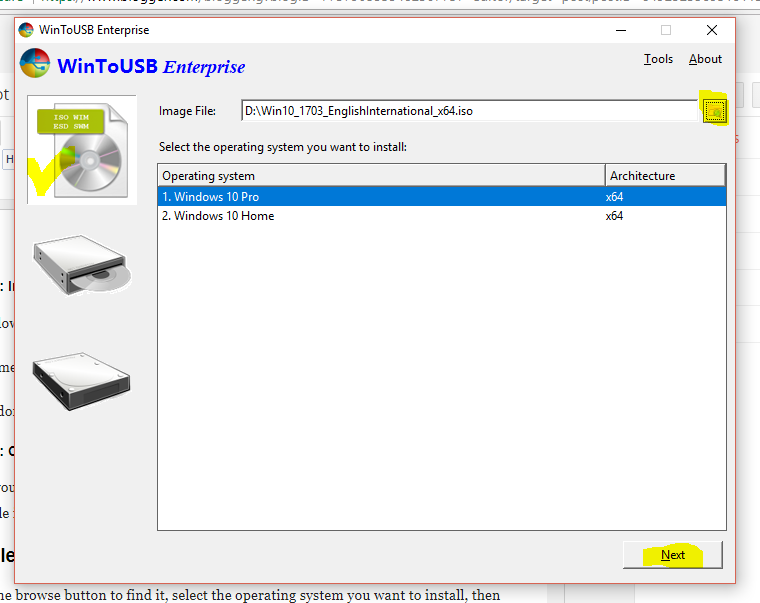 how to window 7 install by pen drive