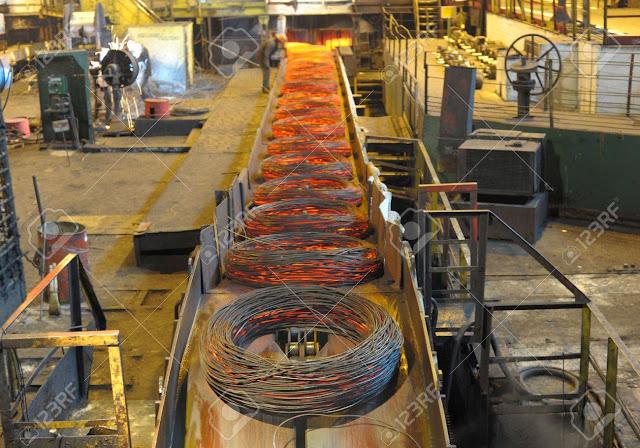 supplier jual kawat baja untuk industri