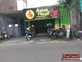 Ayam Penyet Banyuwangi