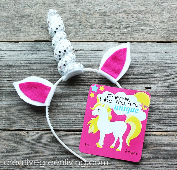 How to make a unicorn headband - a DIY unicorn horn tutorial