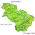 Bản đồ Xã Hồng Liêm, Huyện Hàm Thuận Bắc, Tỉnh Bình Thuận