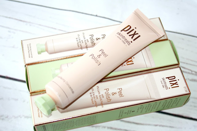 Pixi Peel & Polish Resurfacing Treatment