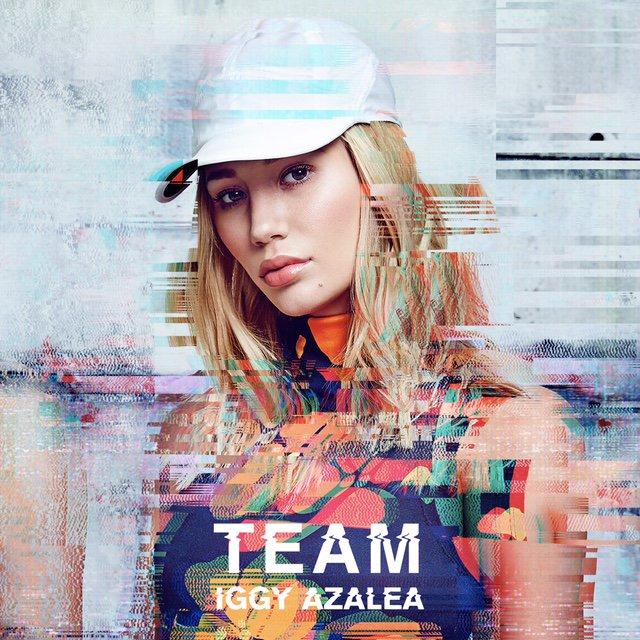 """Escucha """"Team"""", el nuevo sencillo de Iggy Azalea."""