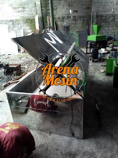 oven mengeringkan lada