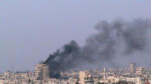 """THE BOY WHO CRIED: """"MASSACRE"""" OR """"WOLF""""! IS BACK IN THE HEADLINES WITH CLAIMS OF LIBERATING DAMASCUS. 2"""