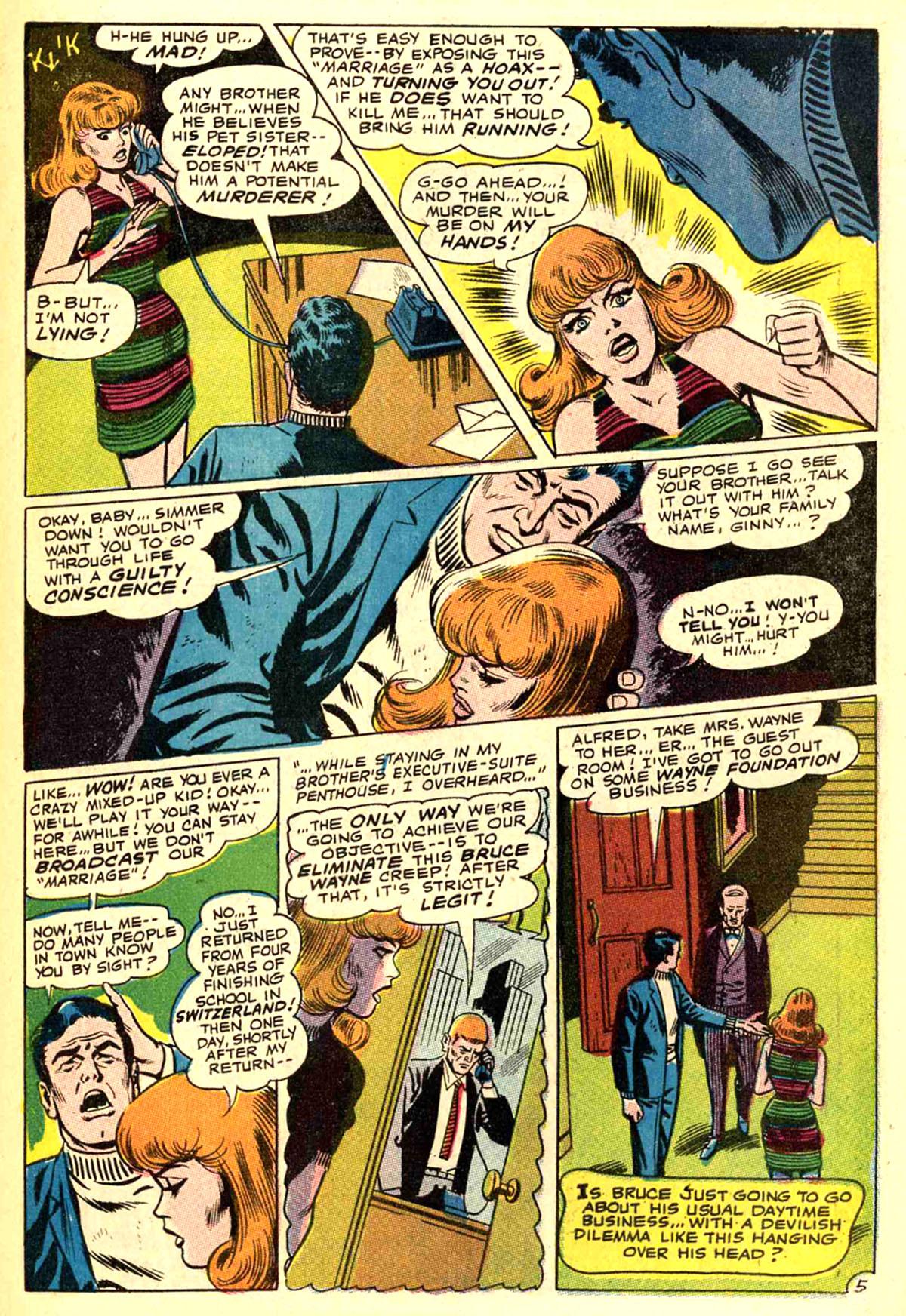Detective Comics (1937) 380 Page 6