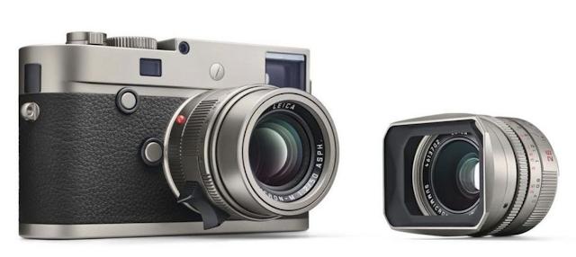 Leica 終究是 Lecia!天價發表 M-P Titanium 限量版本