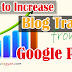 Google Plus se Blog ka traffic kaise badhaye?