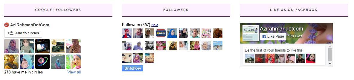 Misi Menambah Follower, blogwalking, tambah follower, googleplus