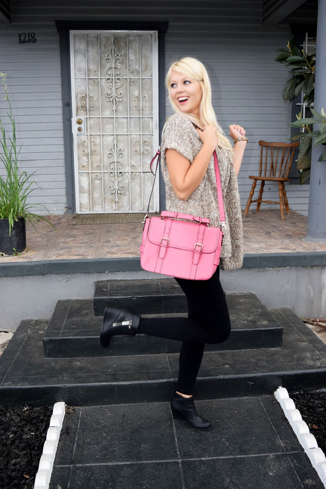 Pink, Purse, Ifchic, ifchic24, cross bag