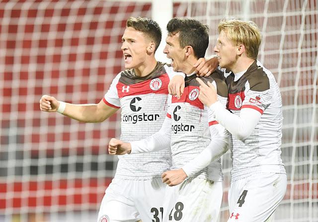 5ª rodada - 1.FC Nurnberg vs. FC St. Pauli