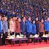 Hadiri Rapimnas Partai Demokrat, SBY Puji Jokowi dan Wiranto