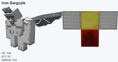 gargola de hierro