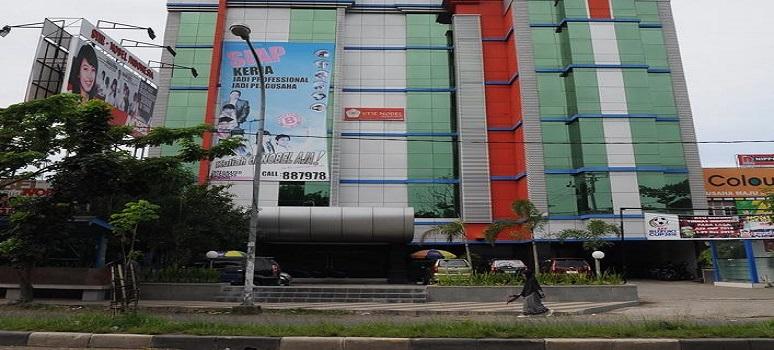 PENERIMAAN MAHASISWA BARU (STIE NOBEL INDONESIA) SEKOLAH TINGGI ILMU EKONOMI NOBEL INDONESIA MAKASSAR