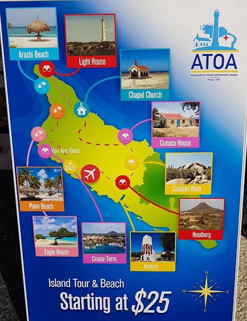 City Tour Aruba - Guia completo: o que fazer em Aruba