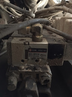 van điện thủy lực - Van solenoid - Cẩu zoomlion