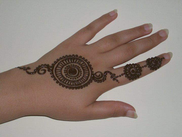 Simple Mehndi Designs For Beginners Pdf