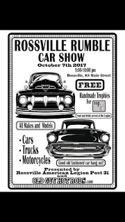 Rossville KS Alumni News Fall Festival Car Show In Rossville - Osage city ks car show