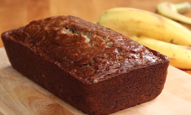 Moist, Delicious, and Easy to Make Banana Bread