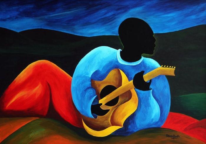 Гаитянский художник.
