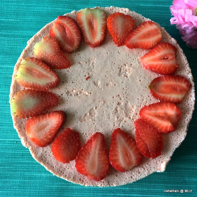 Strawberry Sauce Recipe For Cake Filling