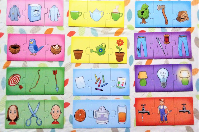 puzzle przed i po alexander, gry dla malucha alexander