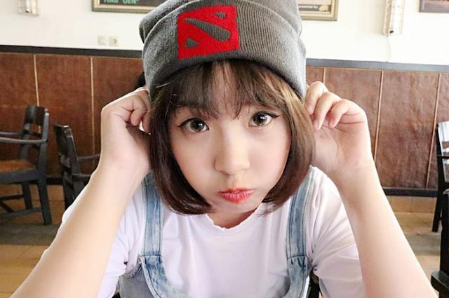 """Biodata dan Profil Kimi Hime Youtuber Seksi """"Gede Anunya"""""""