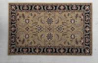 Met de hand getuft tapijt in Perzische ontwerp