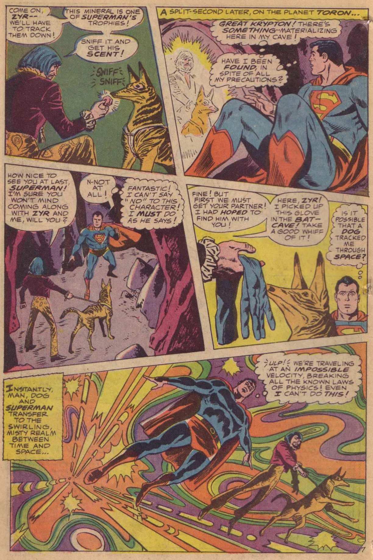 Read online World's Finest Comics comic -  Issue #181 - 8