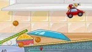لعبة سيارة المنزل