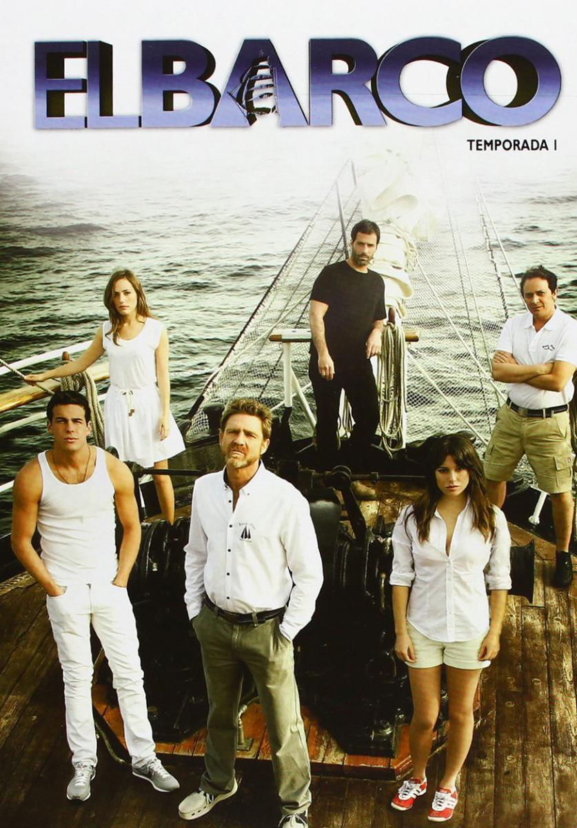 El Barco Serie Completa Castellano