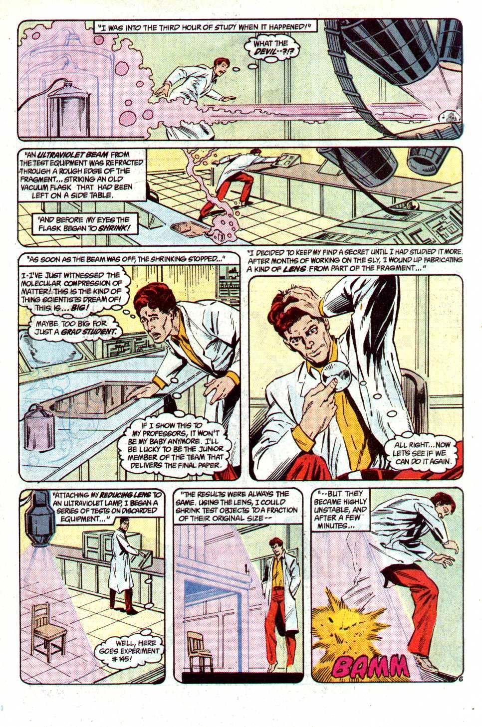 Read online Secret Origins (1986) comic -  Issue #29 - 8