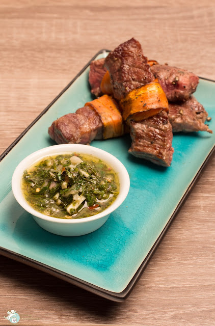 Recipe chimichurri