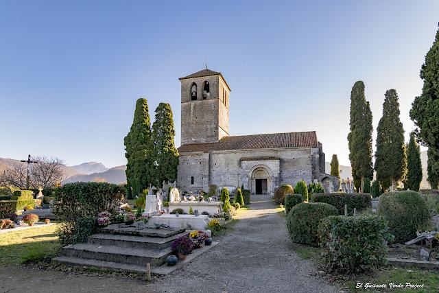 Saint Just de Valcabrere, por El Guisante Verde Project