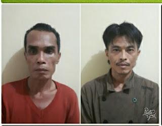 Polisi Bekuk Dua Pelaku Pengedar Narkoba