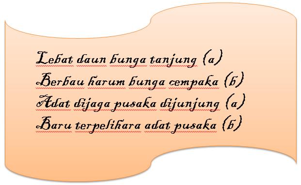 salah satu jenis puisi usang yg sangat luas dikenal dalam bahasa PENGERTIAN PANTUN DAN JENIS-JENIS PANTUN