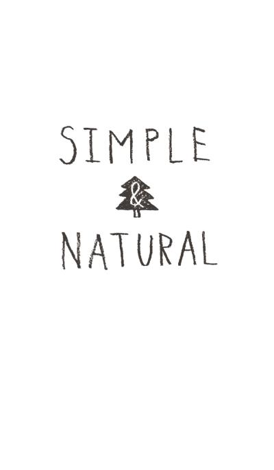 SIMPLE & NATURAL