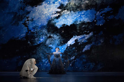 Albina Shagimuratova as the Queen of the Night - Mozart: Die Zauberflote - Royal Opera House 2013 (Photo Mike Hoban)