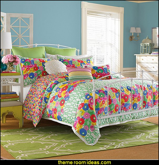 English Bloom 3-piece Comforter Set