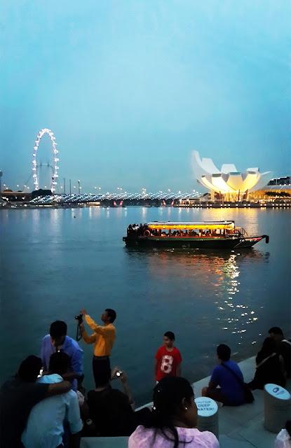 Nge-trip Lagi ke Marina Bay Sands Singapore